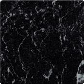 Neptune Black Marble Wall Panels 2600 x 250mm (Pack of 4)