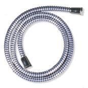 Chrome Flexible Shower Hose 1750mm