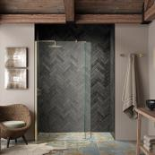 Kudos Ultimate 2 10mm Walk In Wetroom Panel 400mm