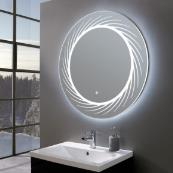 Grace Round LED Mirror 800mm