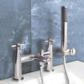 Clyde Bath Shower Mixer Chrome
