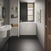 Bathe Easy Freedom Walk In Bath 1275 x 660 Left Hand