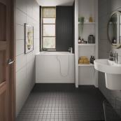 Bathe Easy Freedom Walk In Bath 1275 x 660 Right Hand