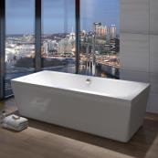 Trojan London Freestanding Double Ended Bath 1700 x 750