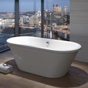 Trojan Savoy Freestanding Double Ended Bath 1700 x 755