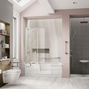 Bathe Easy Style Walk In Bath 1700x750mm RH