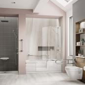 Bathe Easy Style Walk In Bath 1800x800mm LH