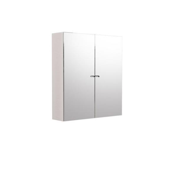 Usdwcca7 Source Double Door Mirror Cabinet Cashmere